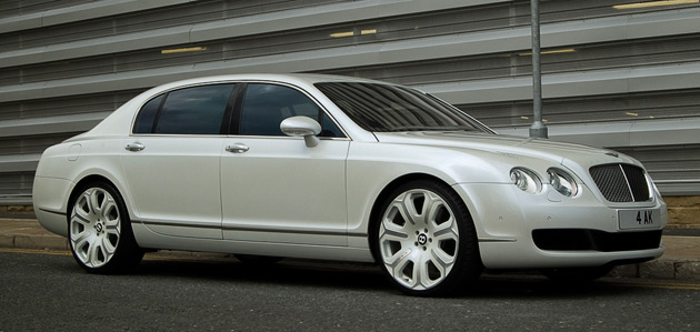 2009 Bentley Continental Flying Spur #11