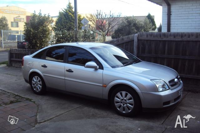 2003 Holden Vectra #5