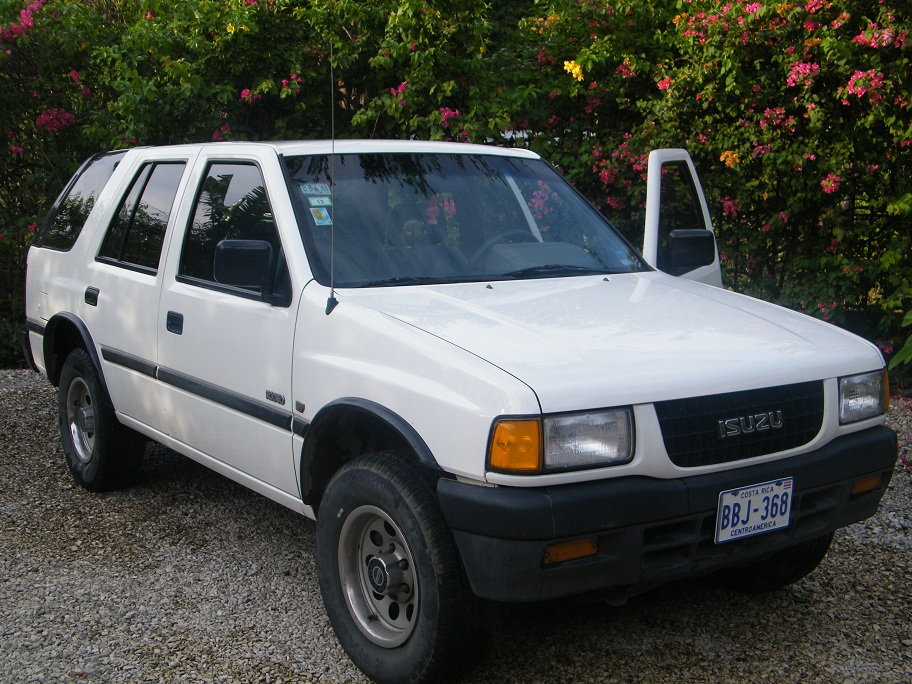 1994 Isuzu Rodeo #11