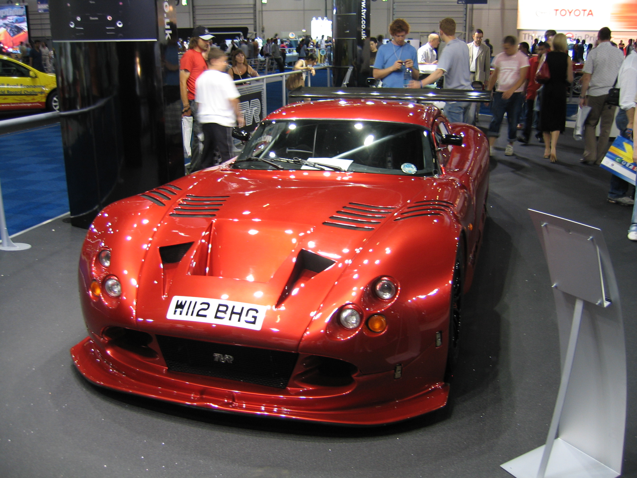 TVR Cerbera Speed 12 #18