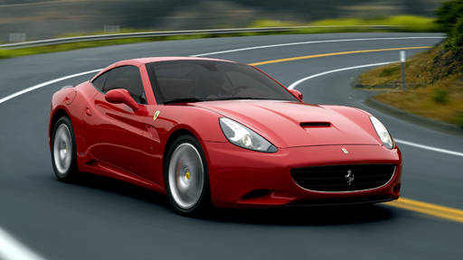 Ferrari California #6