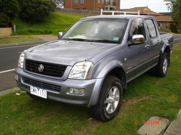 2004 Holden Rodeo #7