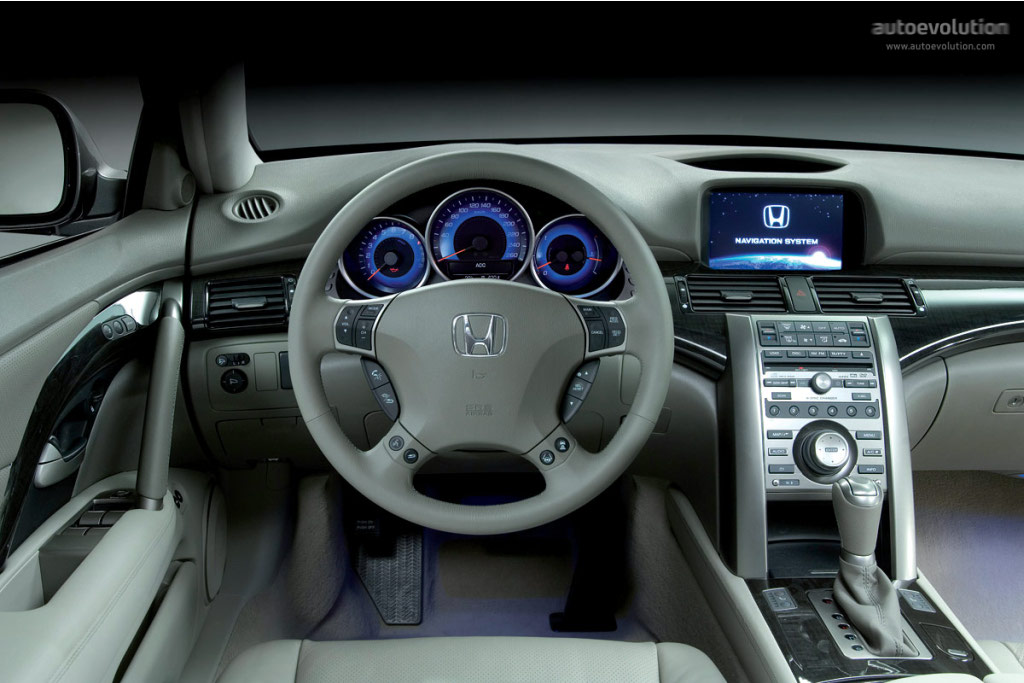 2011 Honda Legend #5
