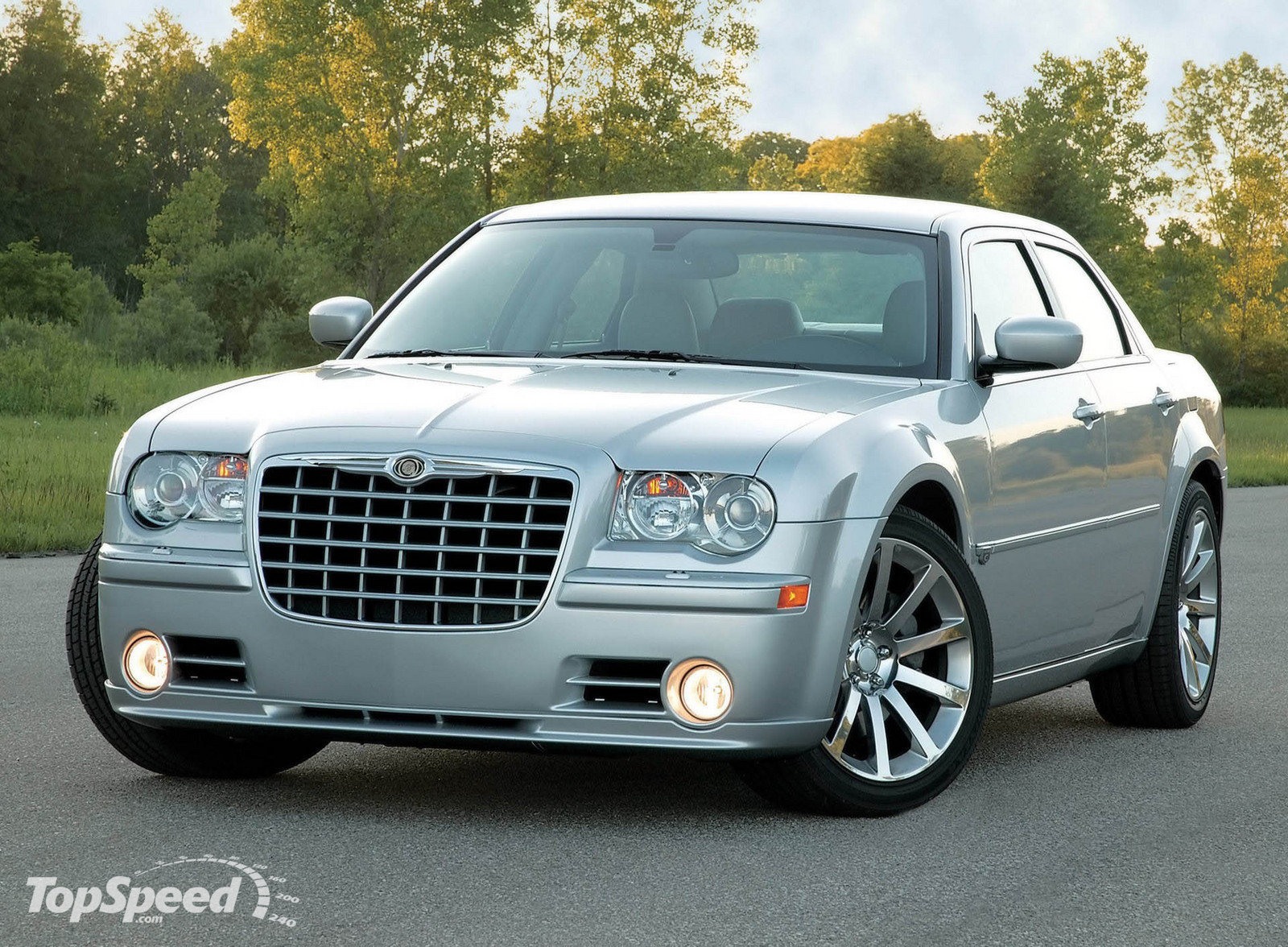 2005 Chrysler 300 #7