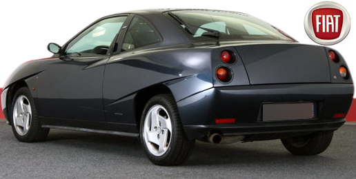 1995 Fiat Coupe #8