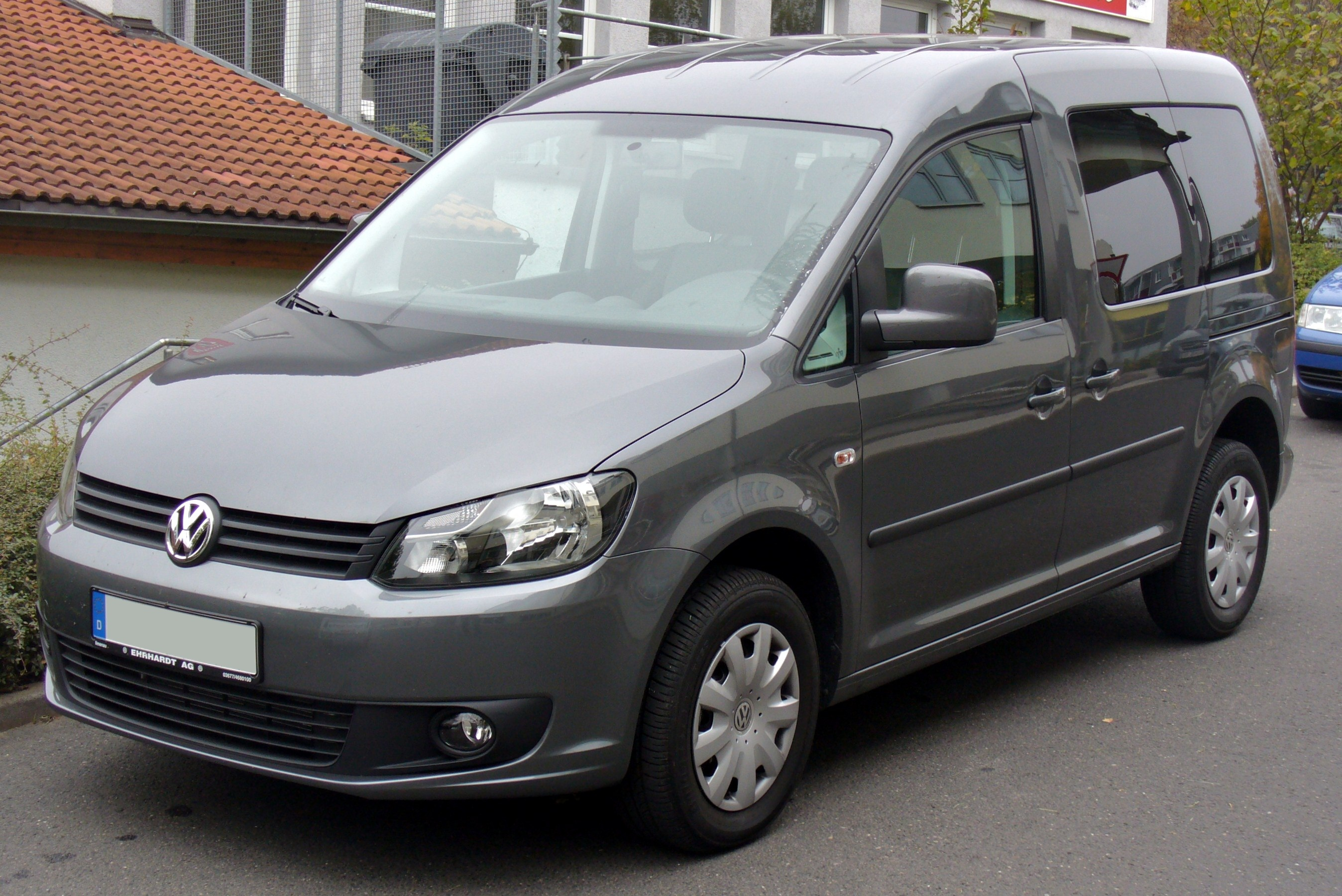volkswagen caddy photos informations articles. Black Bedroom Furniture Sets. Home Design Ideas