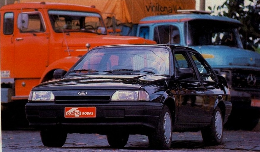 1993 Ford Versailles #6