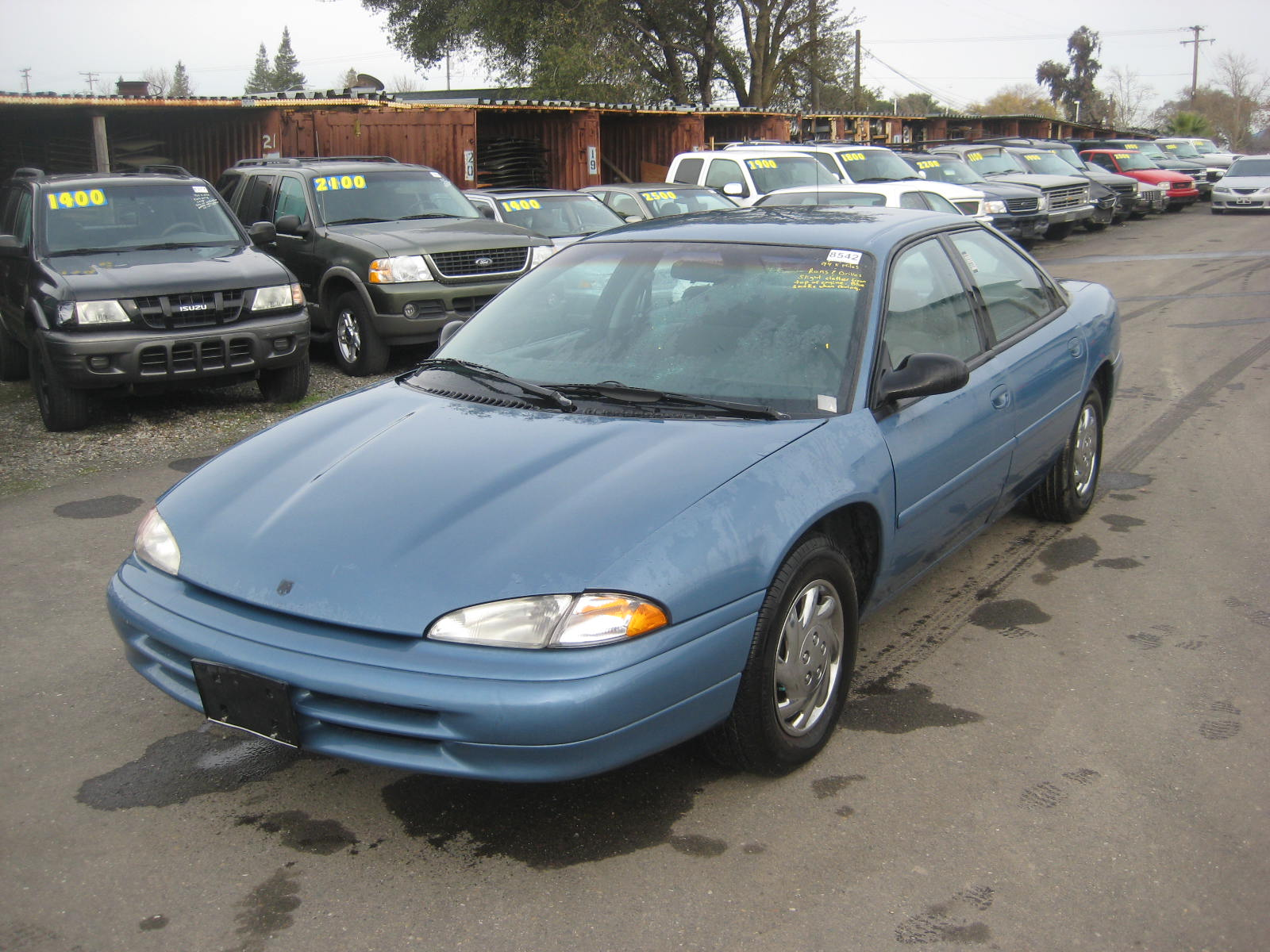 1995 Dodge Intrepid #9