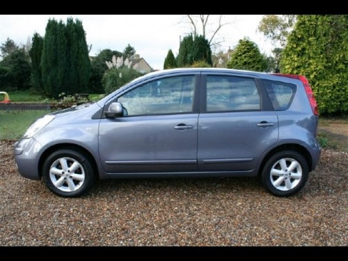 2007 Nissan Note #15