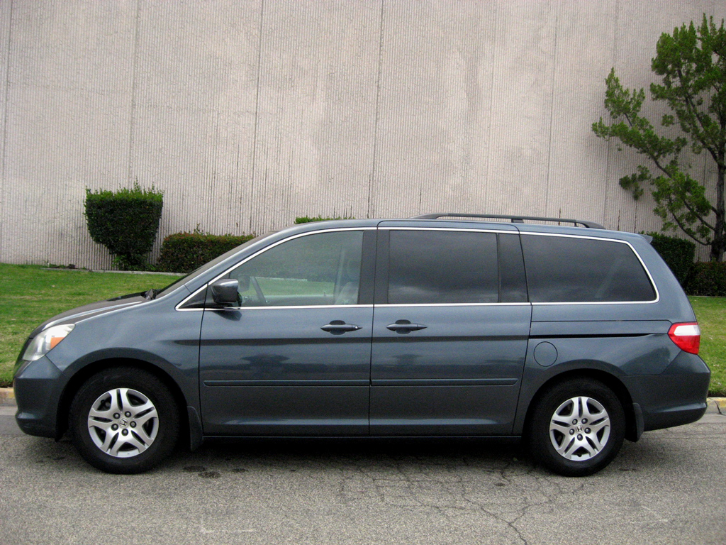 2005 honda odyssey photos informations articles. Black Bedroom Furniture Sets. Home Design Ideas