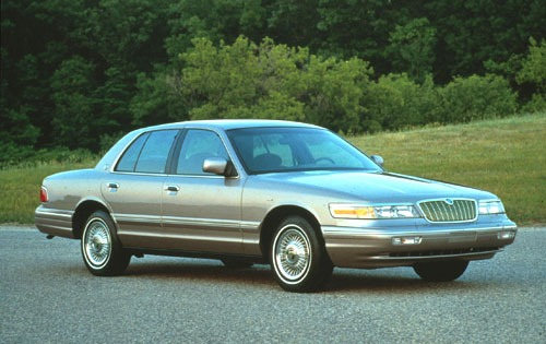 1996 Mercury Grand Marquis #4