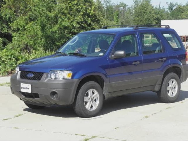 2007 Ford Escape #11