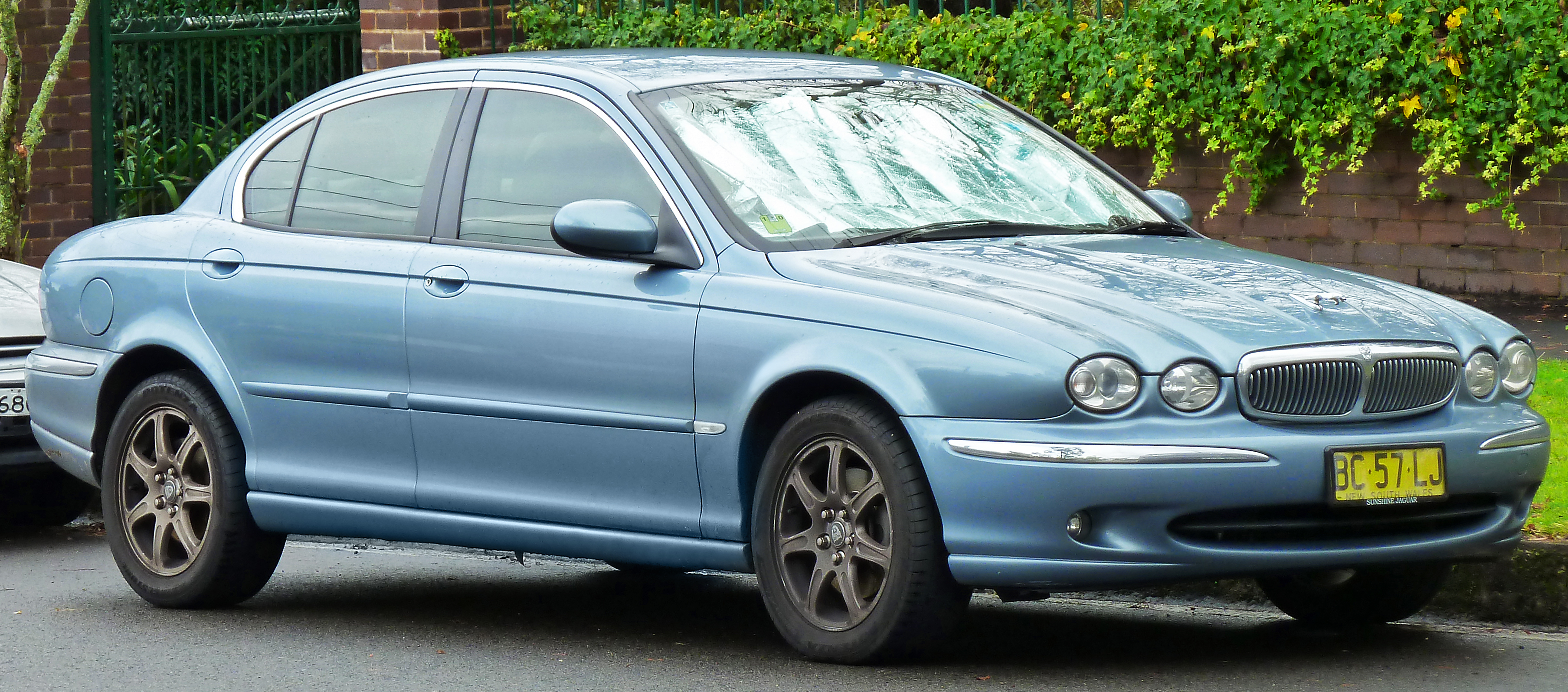 2004 Jaguar X-type #2