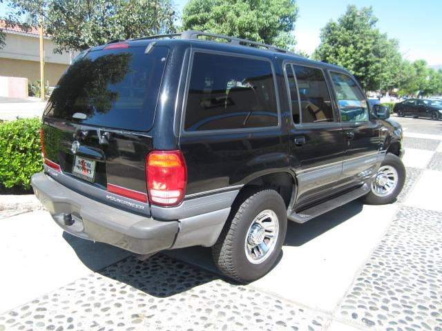 1999 Mercury Mountaineer #8