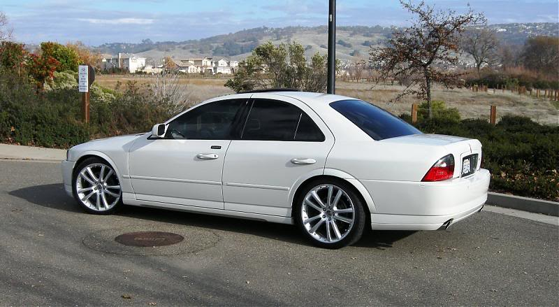 Ls on Lincoln Ls S