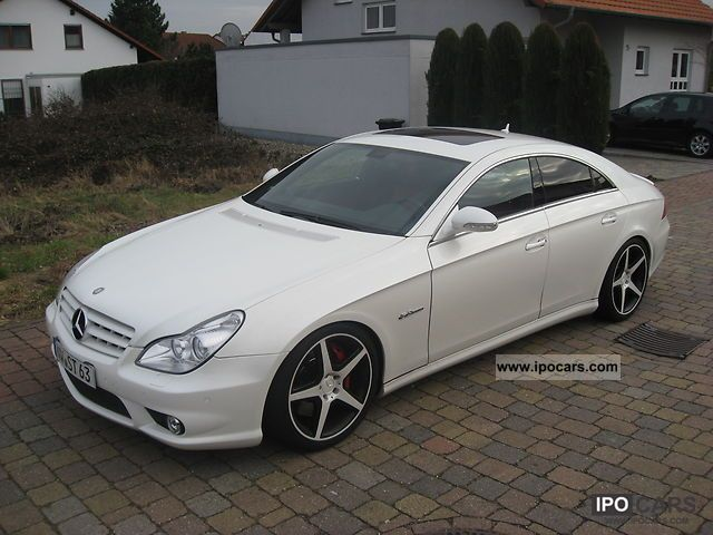2007 mercedes benz cl photos informations articles for 2007 mercedes benz cls