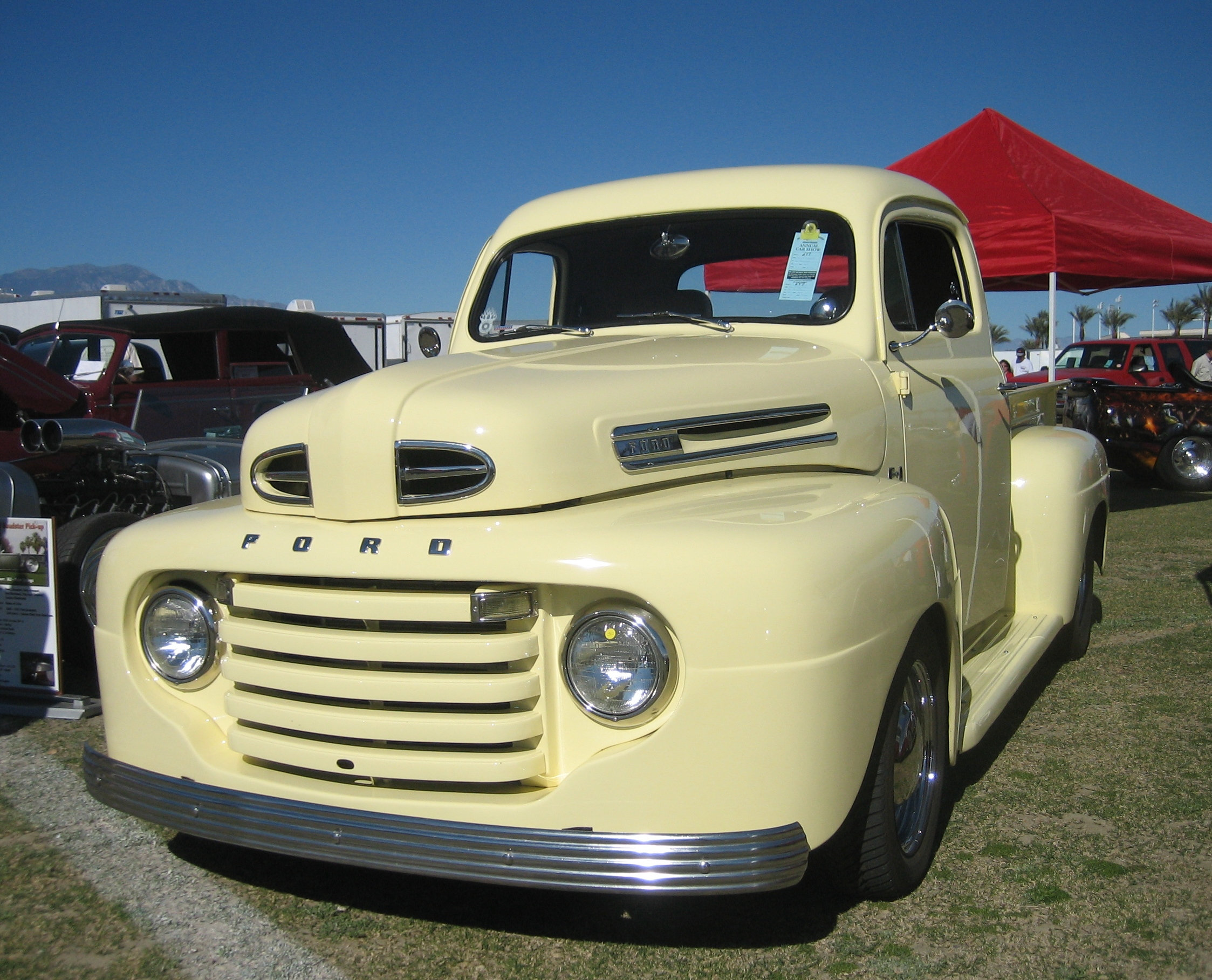 1950 Ford F #6