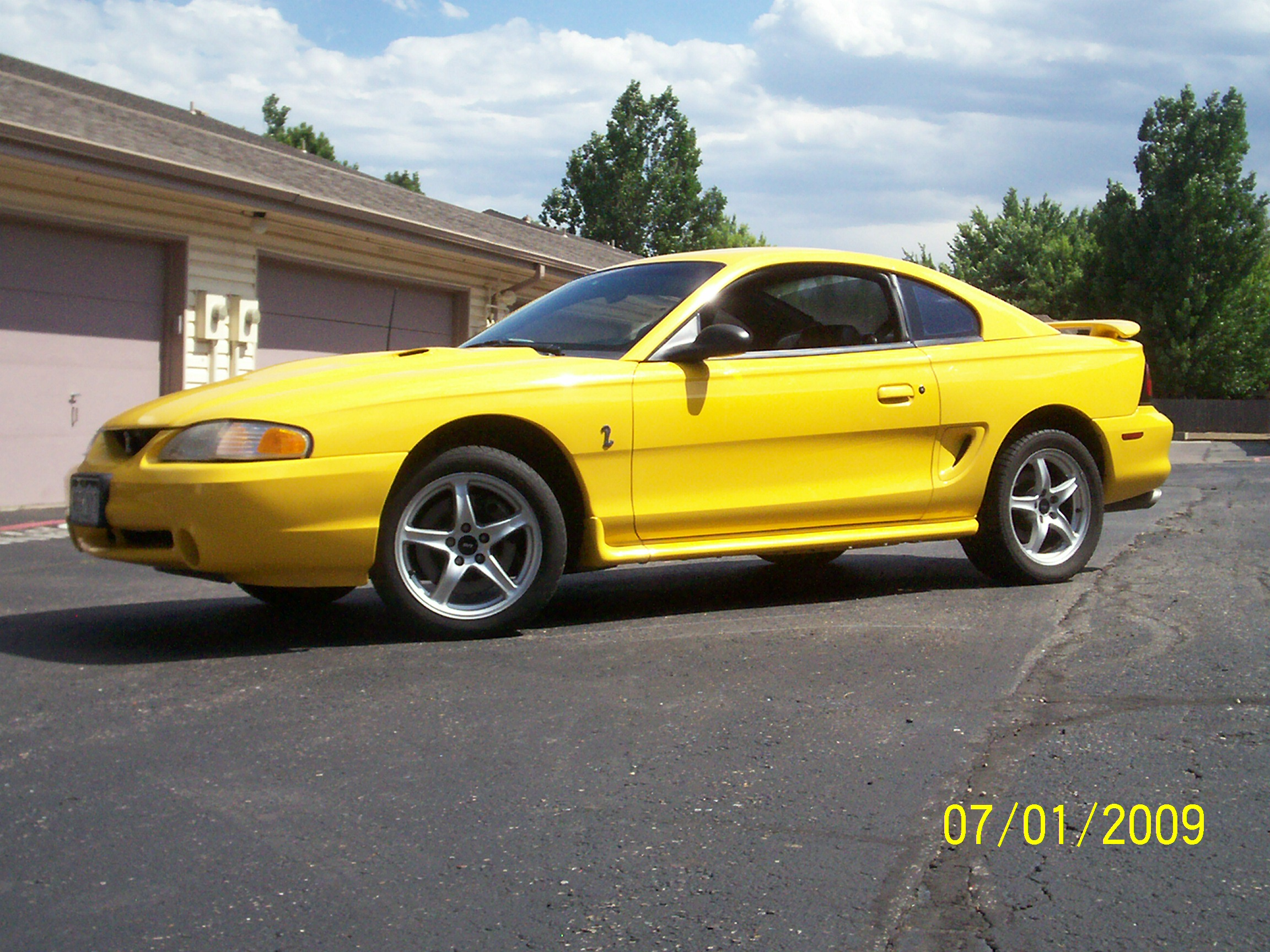 1998 ford mustang 14