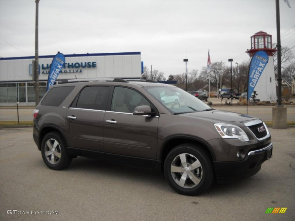 2010 gmc acadia photos informations articles. Black Bedroom Furniture Sets. Home Design Ideas