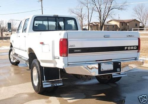 1993 Ford F-350 #15