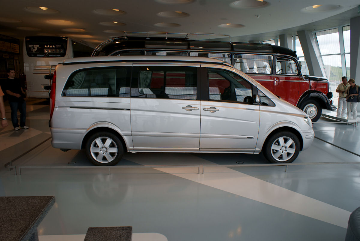 2005 Mercedes-Benz Viano #10