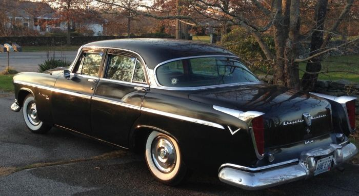 1955 Chrysler Windsor #8