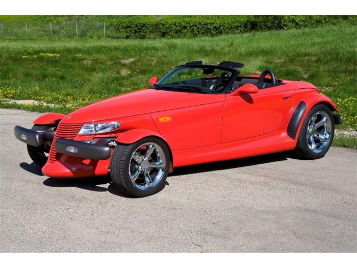 1999 Plymouth Prowler #11