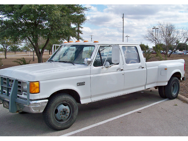 1990 Ford F-350 #12