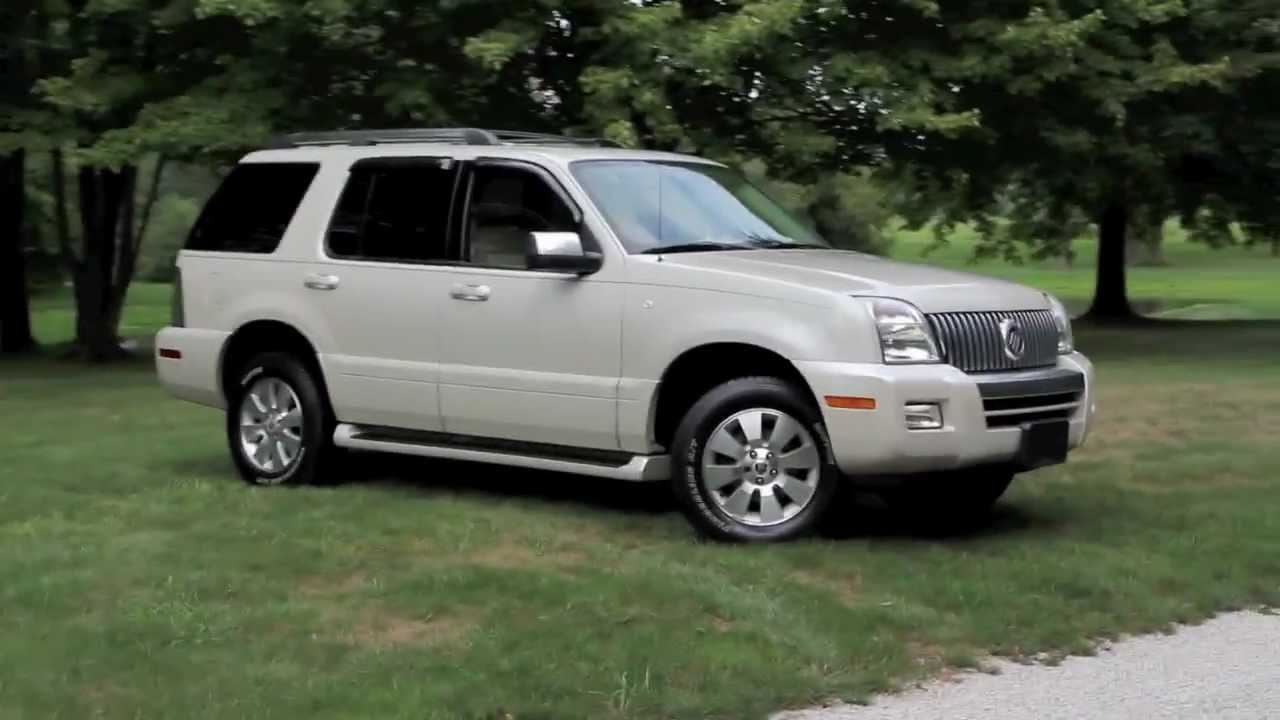 2006 Mercury Mountaineer #12