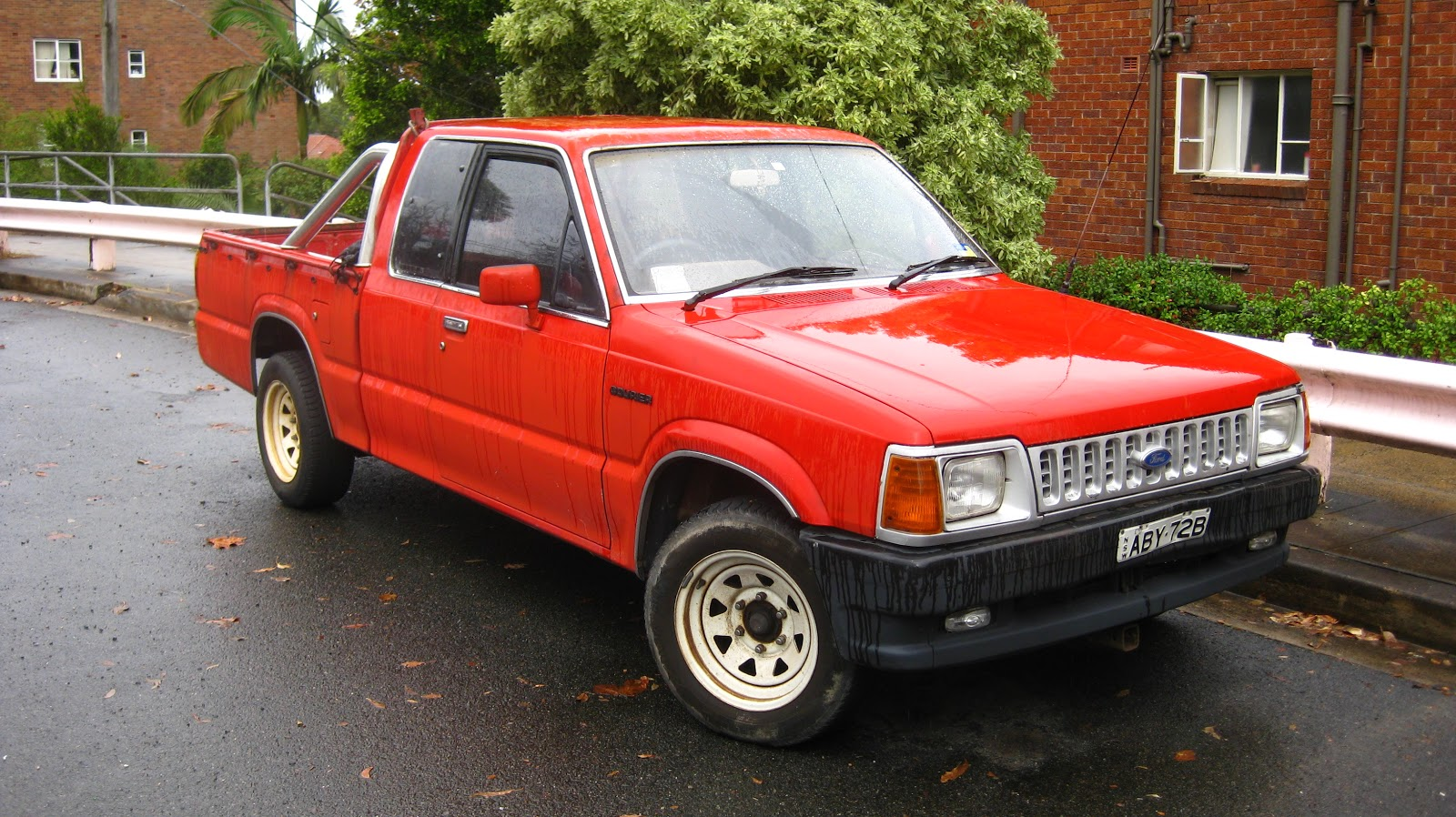 1988 Ford Courier #10