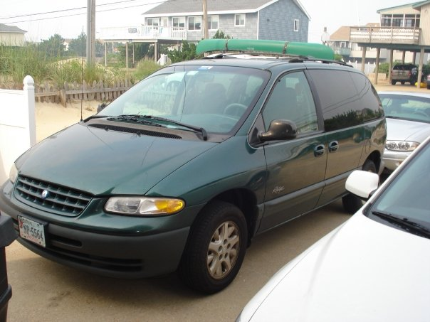 1997 Plymouth Voyager #2