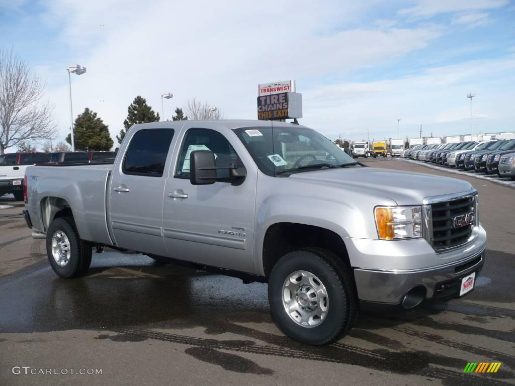 2010 GMC Sierra 2500hd #1