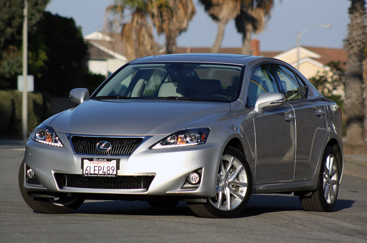 2012 lexus is 250 photos informations articles. Black Bedroom Furniture Sets. Home Design Ideas