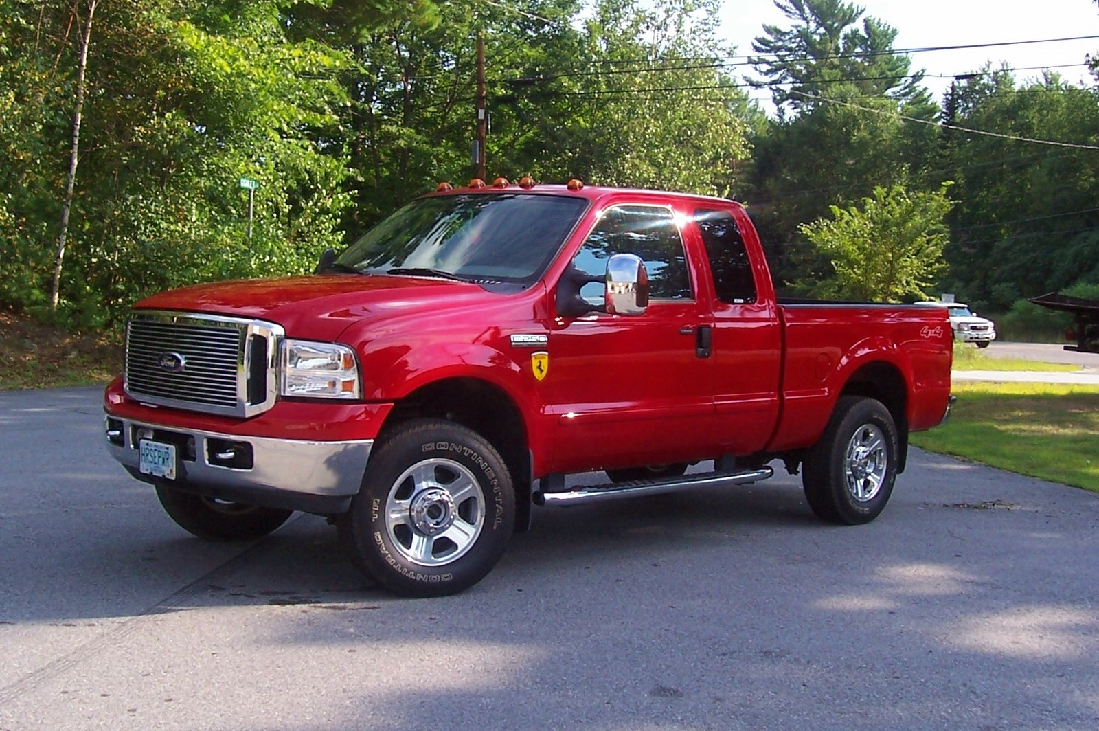 2006 Ford F-250 Super Duty #3