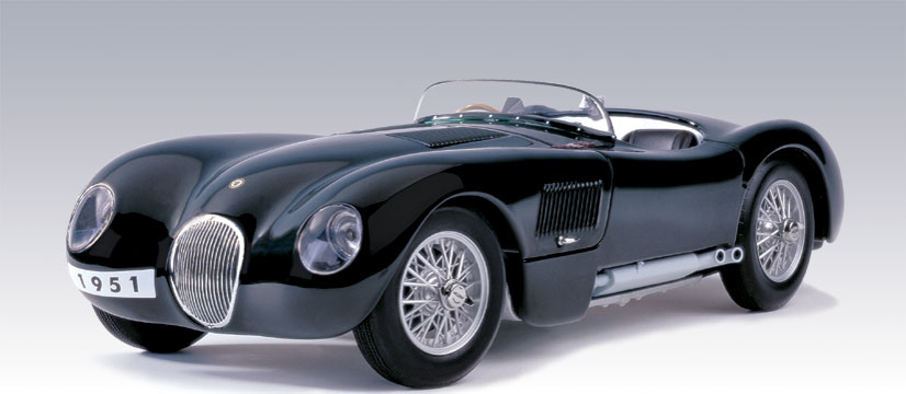 1951 Jaguar C-Type #11