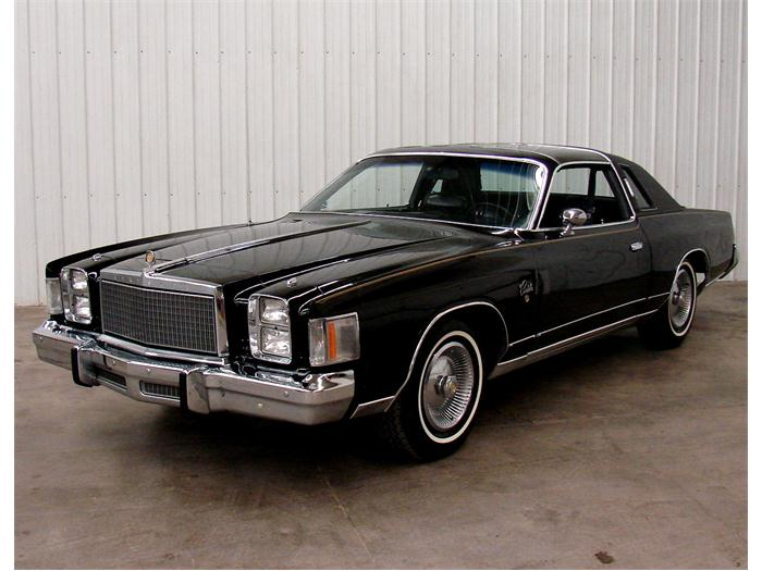 1978 Chrysler Cordoba #2