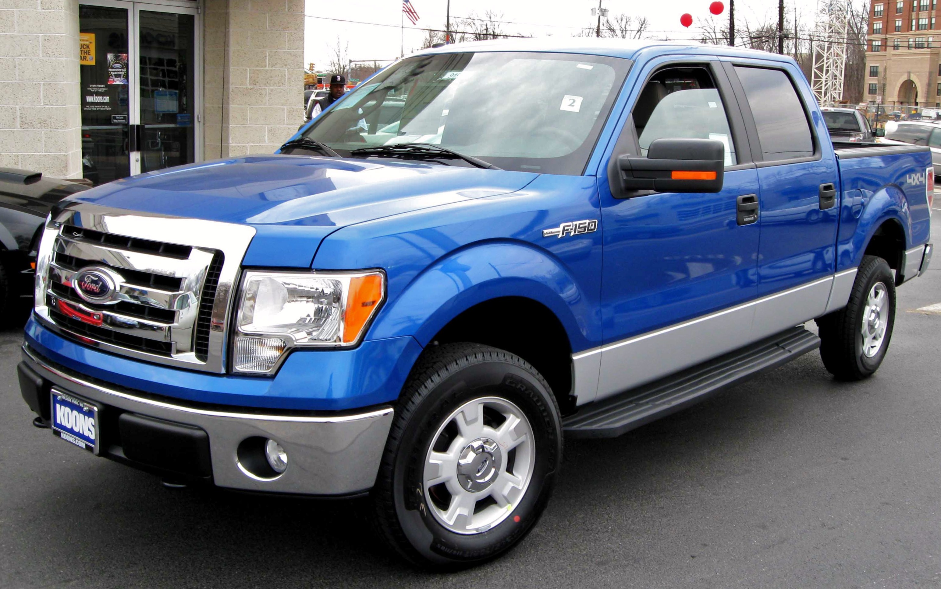 2009 Ford F-150 #4