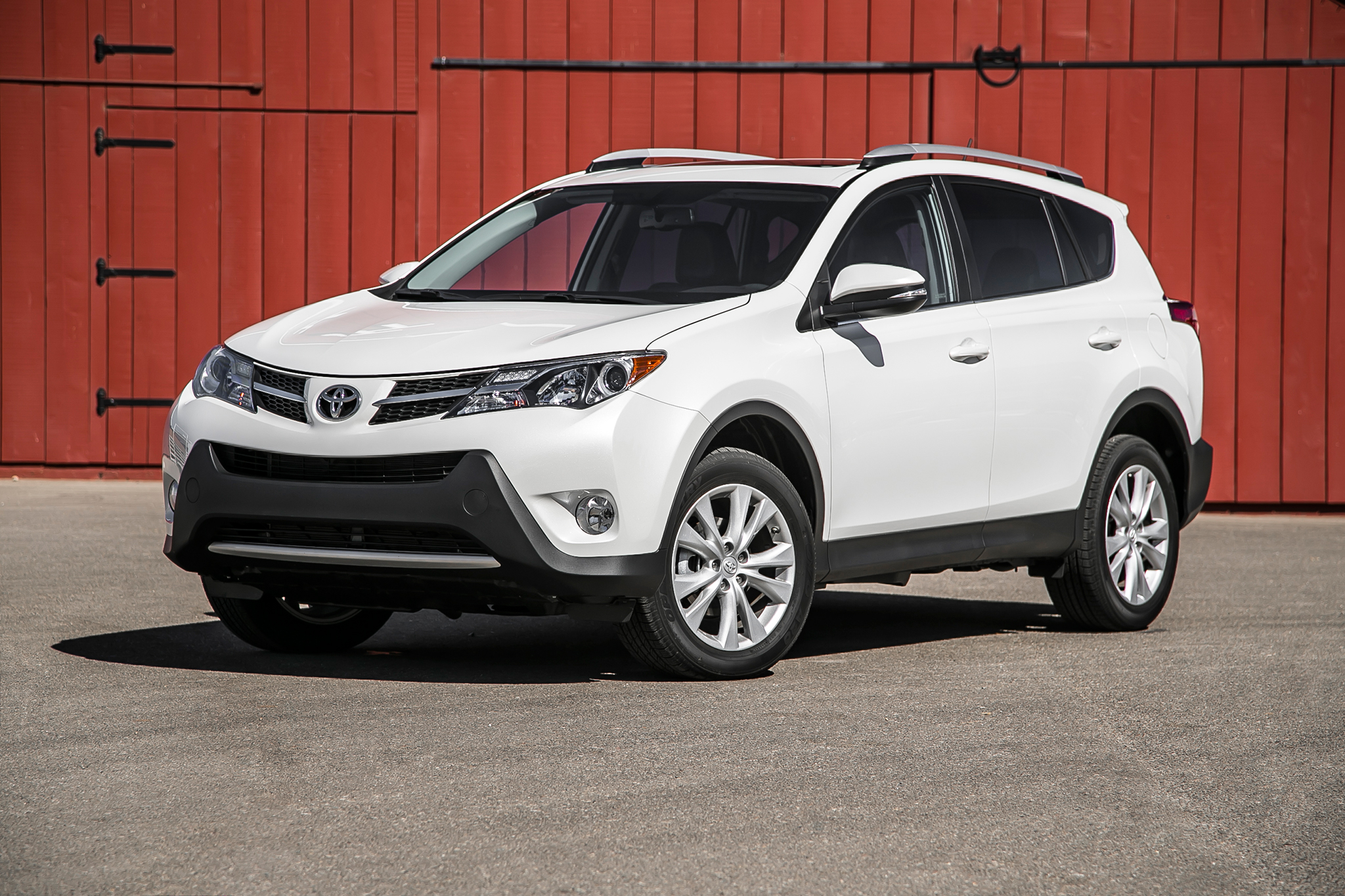 2014 toyota rav4 photos informations articles. Black Bedroom Furniture Sets. Home Design Ideas
