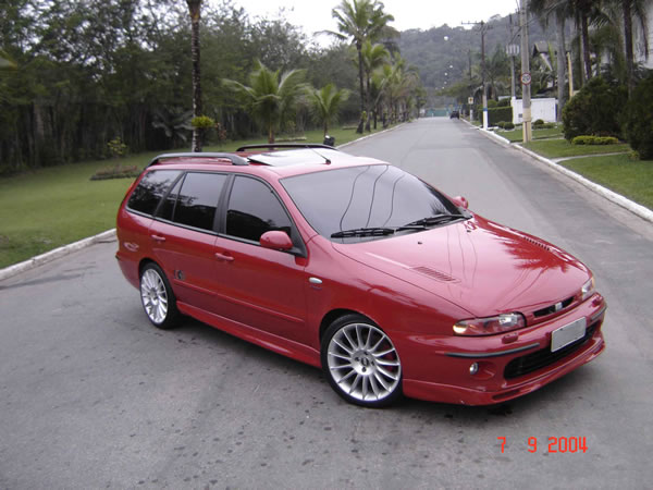 2005 Fiat Marea Weekend #9