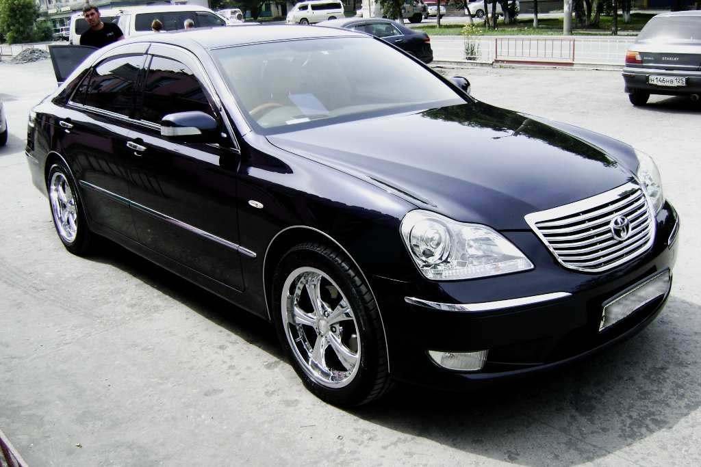 2005 Toyota Crown #7