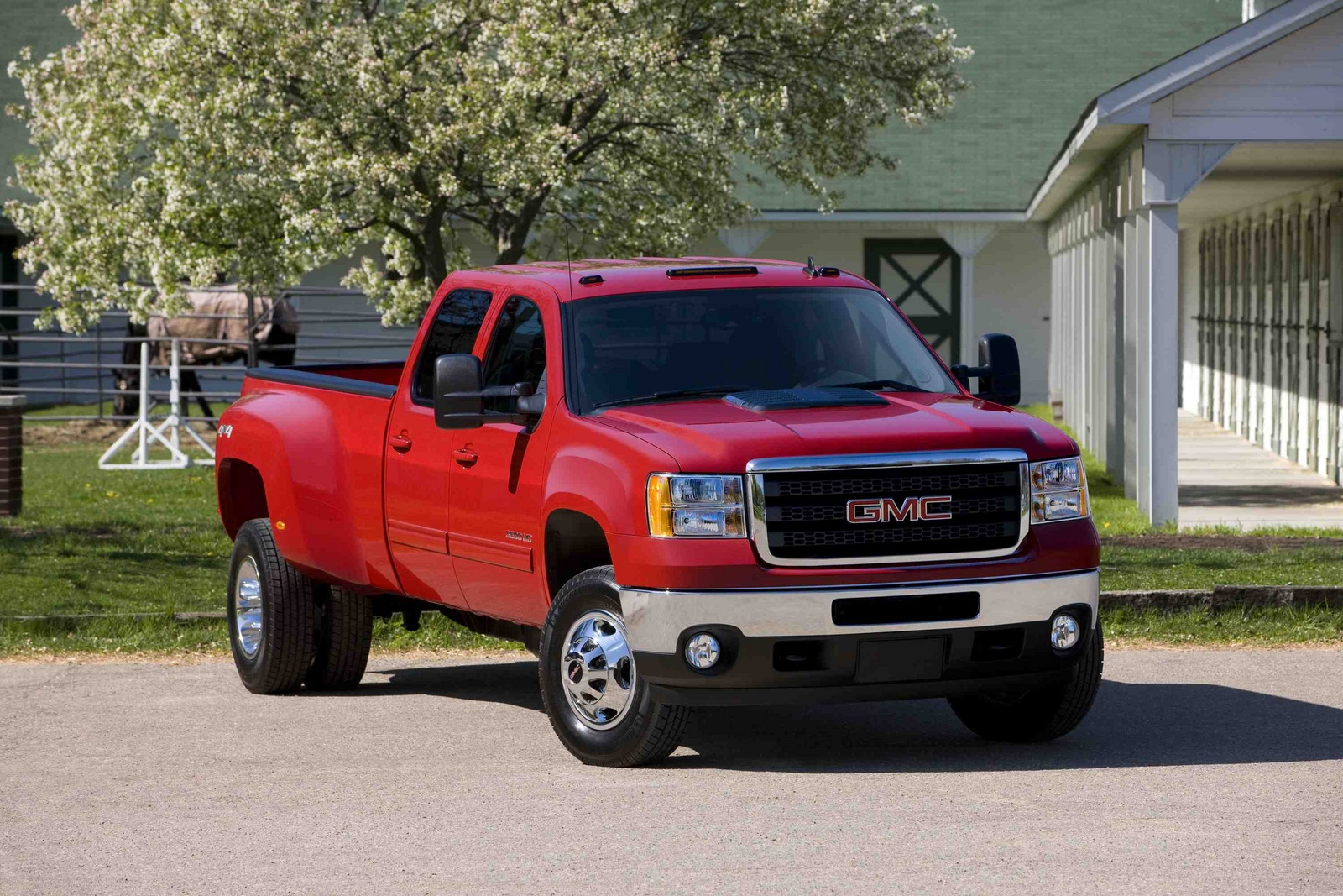2008 Gmc Sierra 3500hd #8