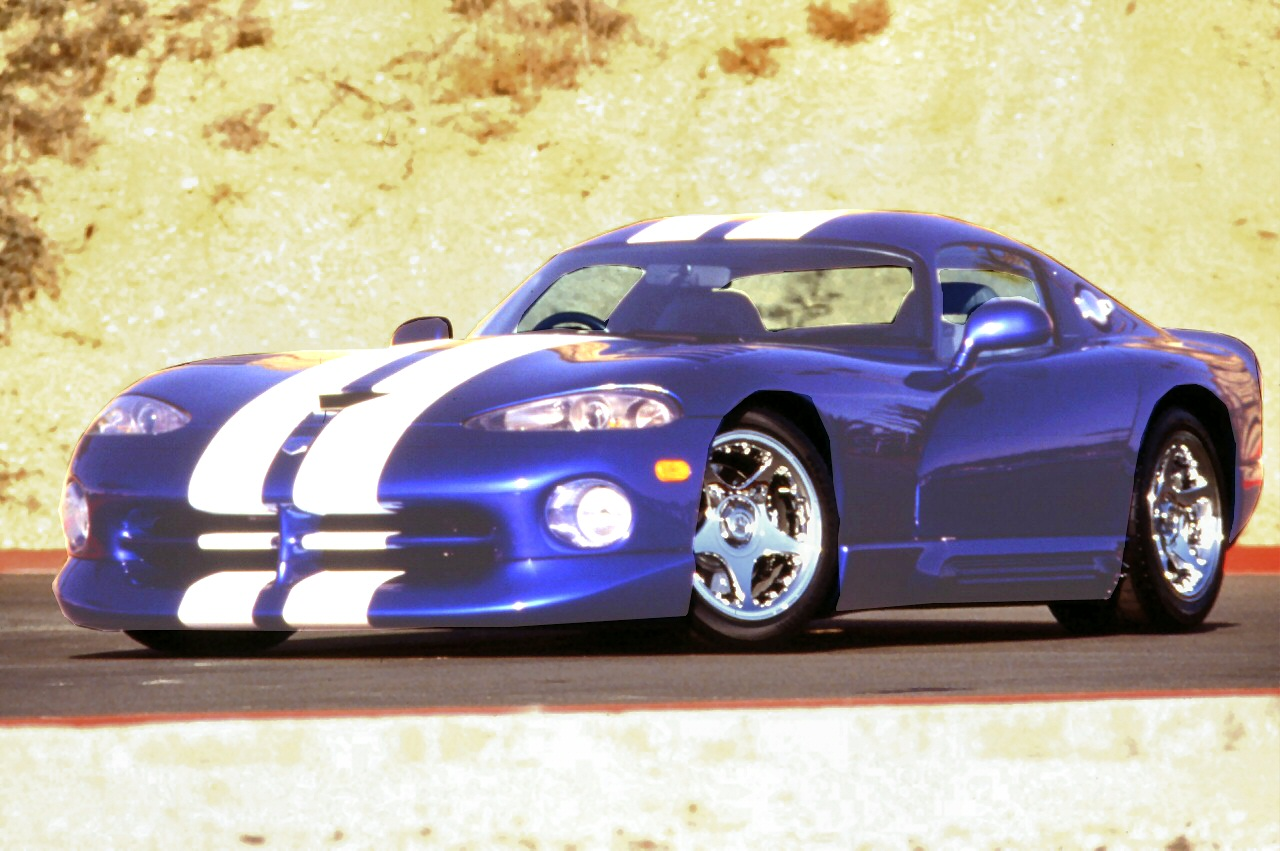 1993 Chrysler Viper #14