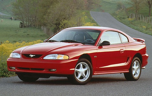 1996 Ford Mustang #1
