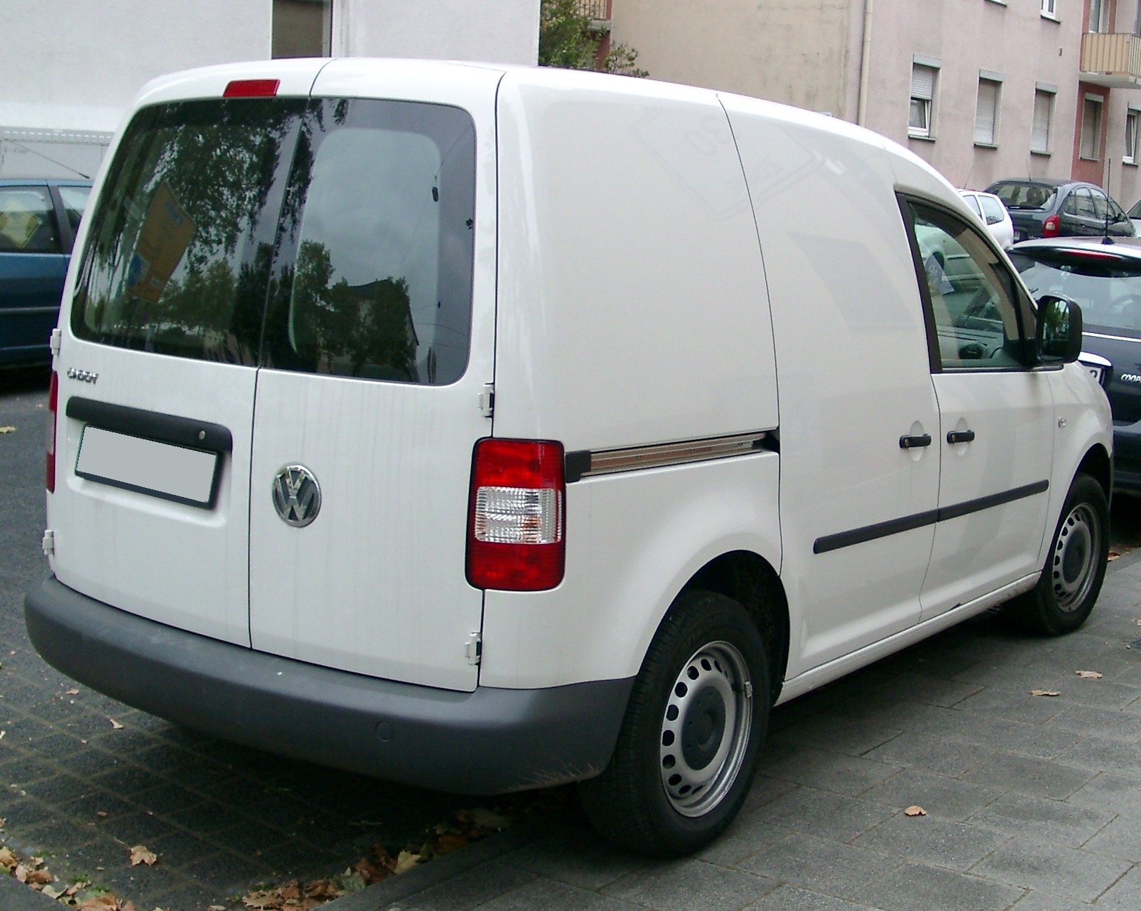2007 Volkswagen Caddy #3