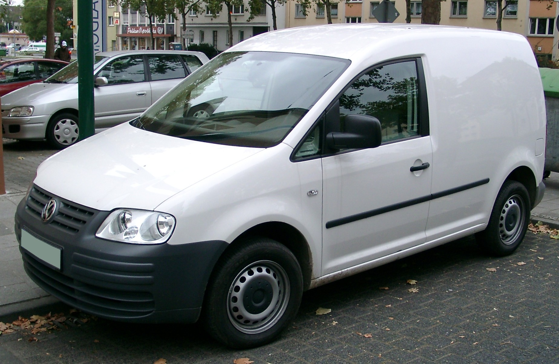 2007 Volkswagen Caddy #2