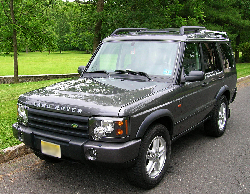 2004 Land Rover Discovery #3