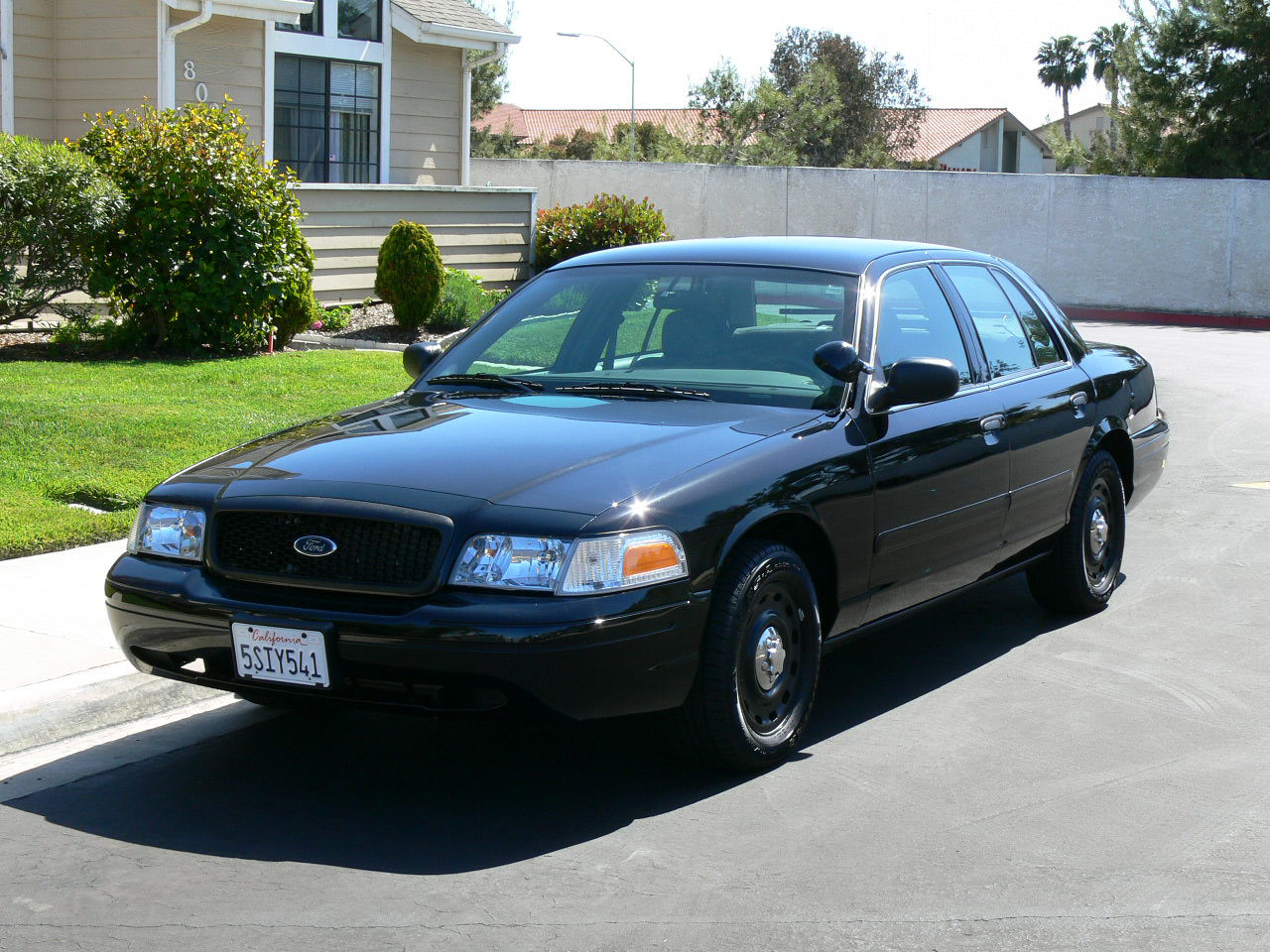2005 Ford Crown Victoria #7