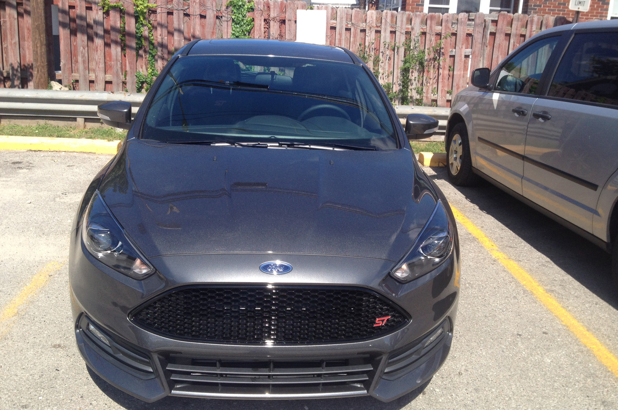 2015 Ford Focus St #18