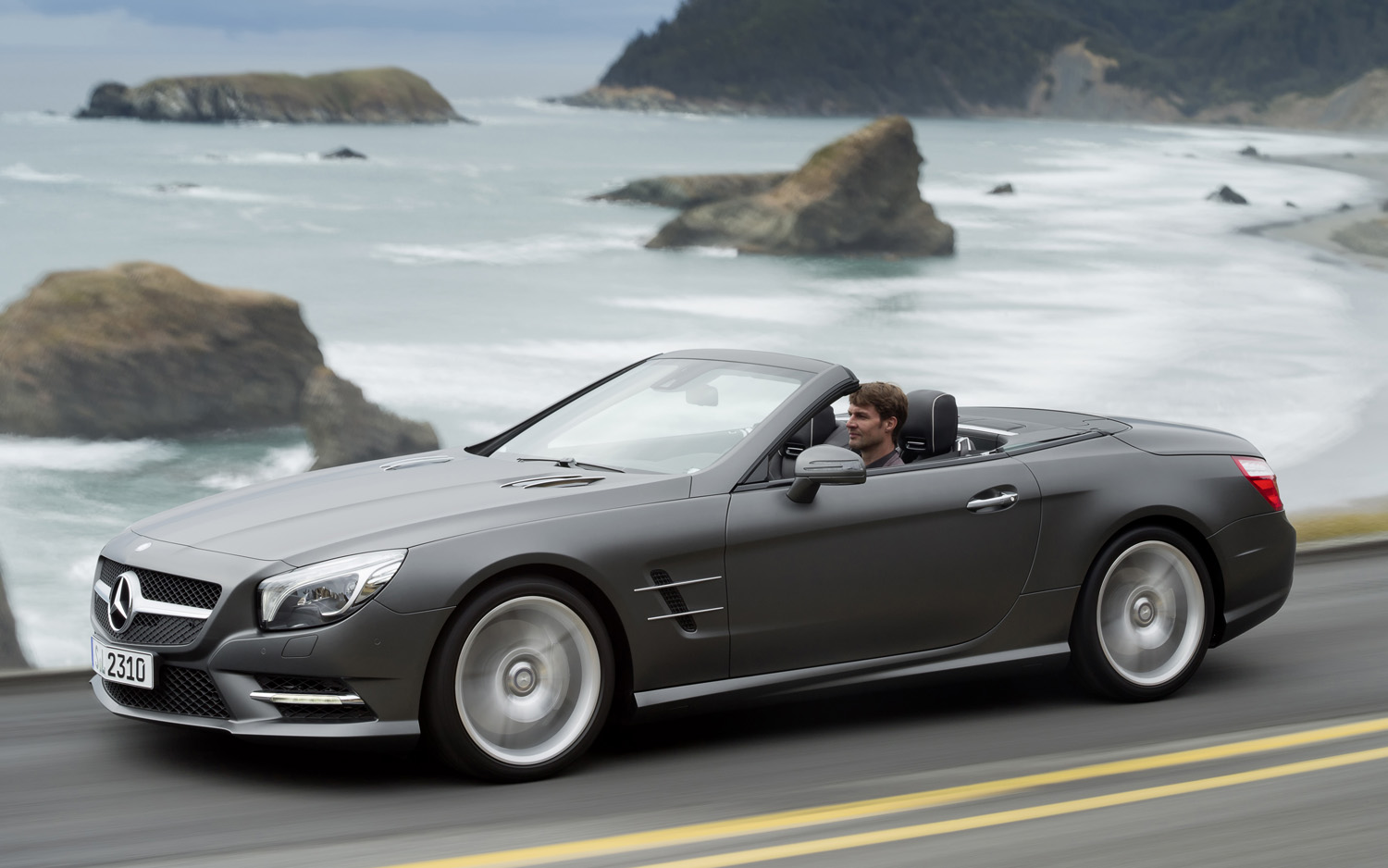 2013 Mercedes-Benz SL #6