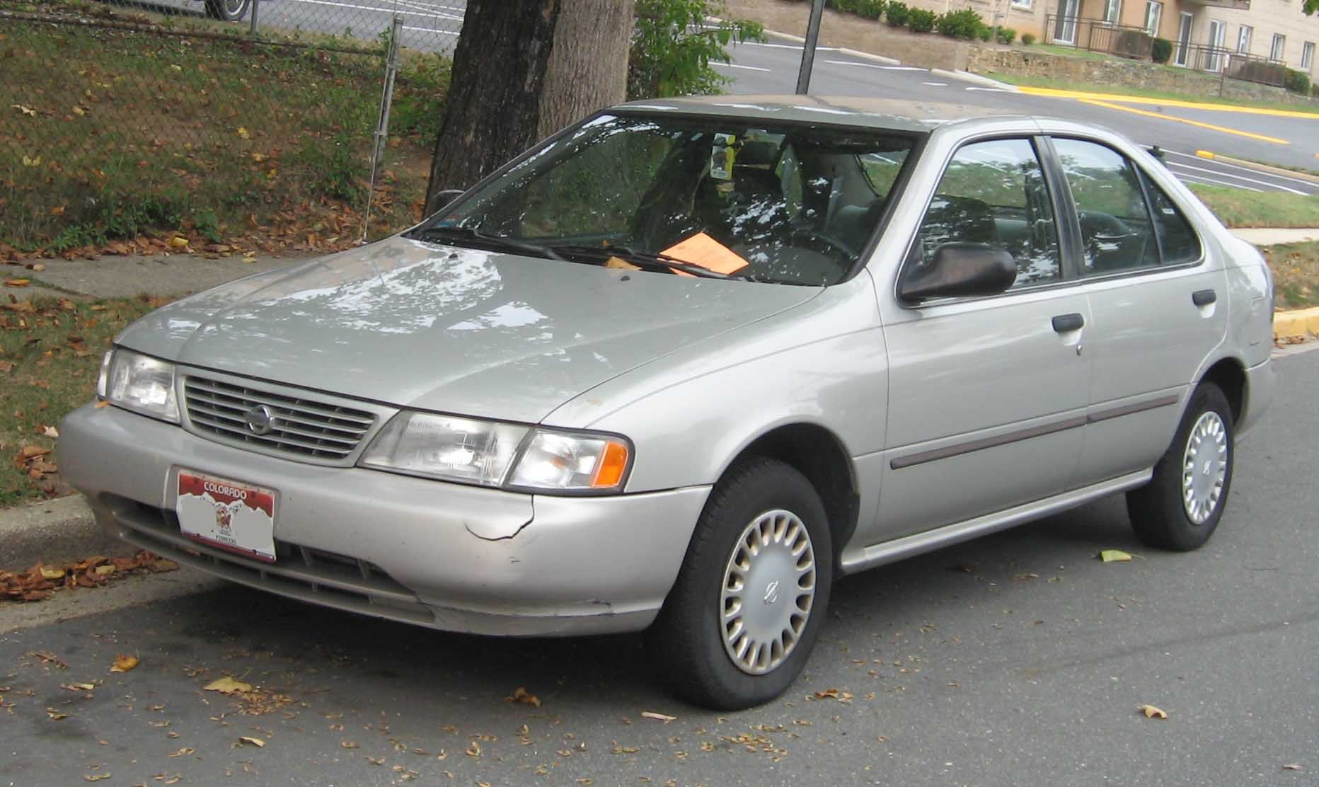 1995 Nissan Sentra Photos Informations Articles Saab Engine Wiring Harness 5